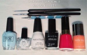 Polishes used