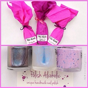 polish alcoholic polishes and packaging