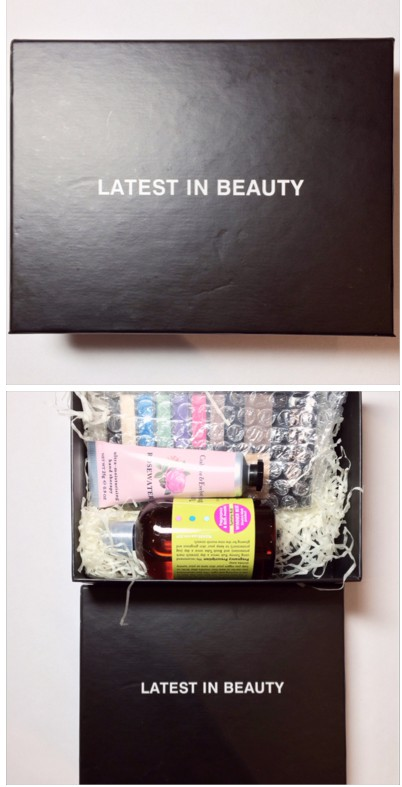 Latest in Beauty - Build your own box