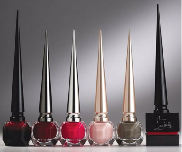 Louboutin Nail polish range (Picture from Christian Louboutin)