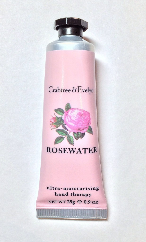 Crabtree and Evelyn hand cream - Rosewater