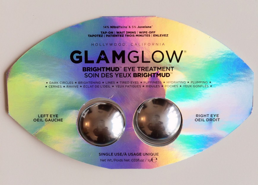 Glam Glow brightening eye treatment