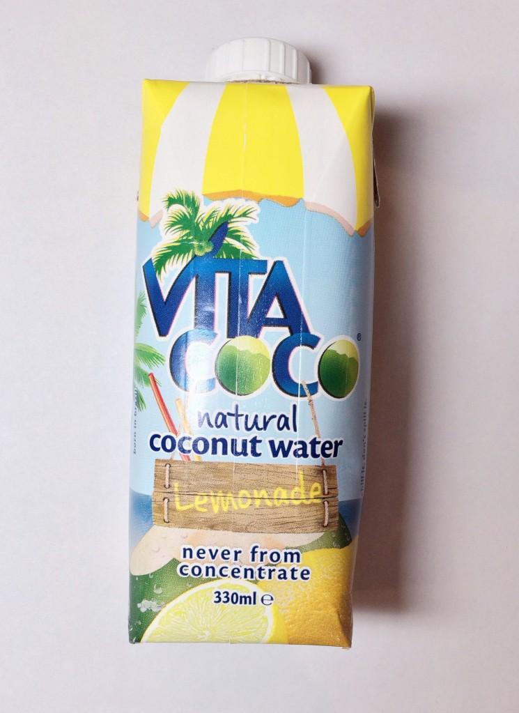 Vita Coco drink