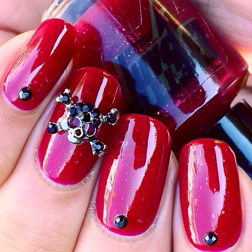 Bettie Pain Polish - Poison Berry
