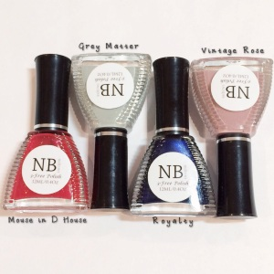 NB Lacquer Autumn/Winter Collection 2014