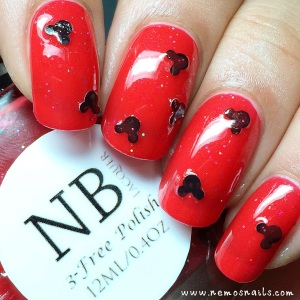 'Mouse in D House' By NB Lacquer (indoor lighting)