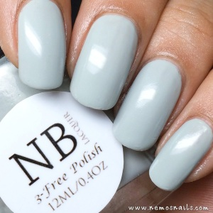'Grey Matter' By NB Lacquer (indoor lighting)