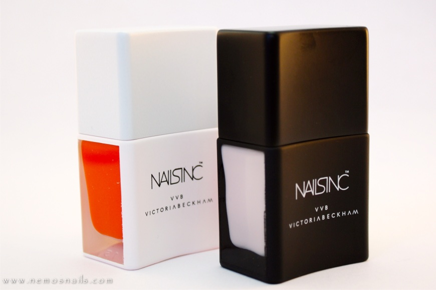Victoria Beckham x Nails inc Polishes