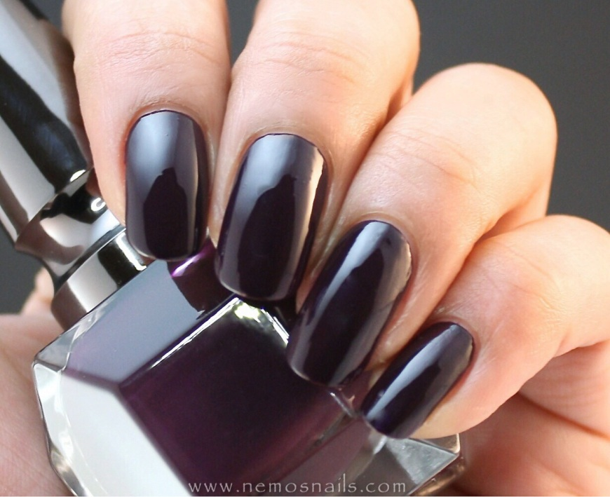 Louboutin Nail Polish Swatch - Lady Page