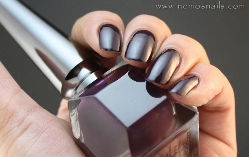 Louboutin Nail Polish Swatch - Lady Page