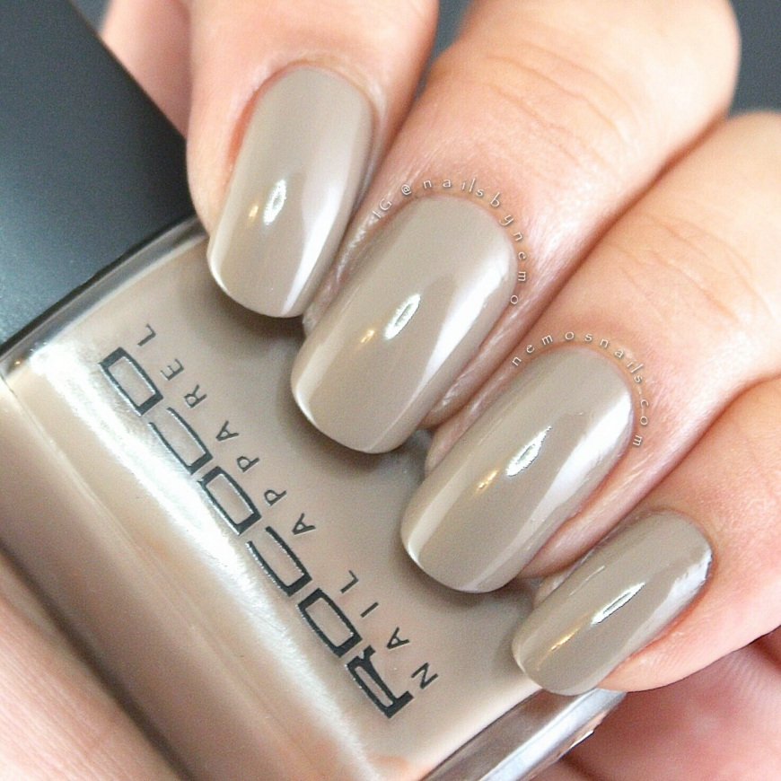Rococo Lab Nude 9 Creme Swatch