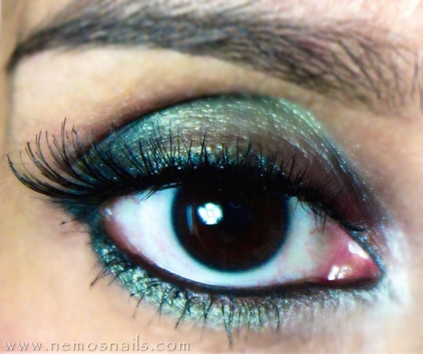 Dior House of Greens eyeshadow