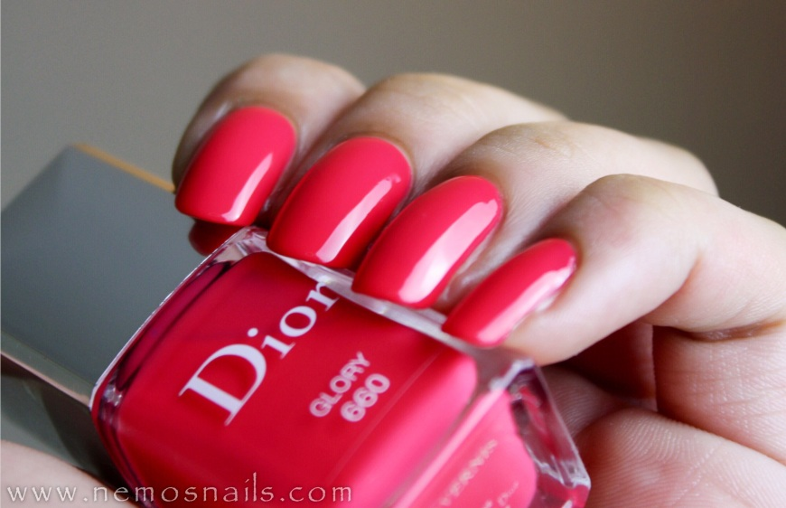 Dior Glory Swatch