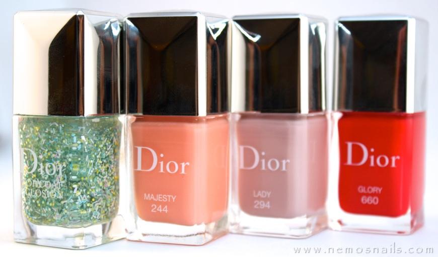 Dior Kingdom of Colours Nail Polish
