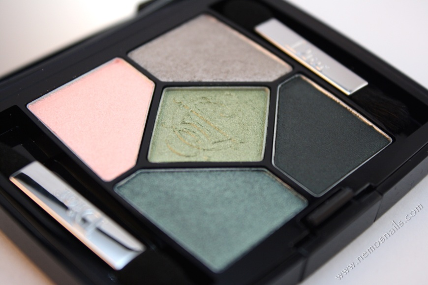 Dior House of Greens eyeshadow palette