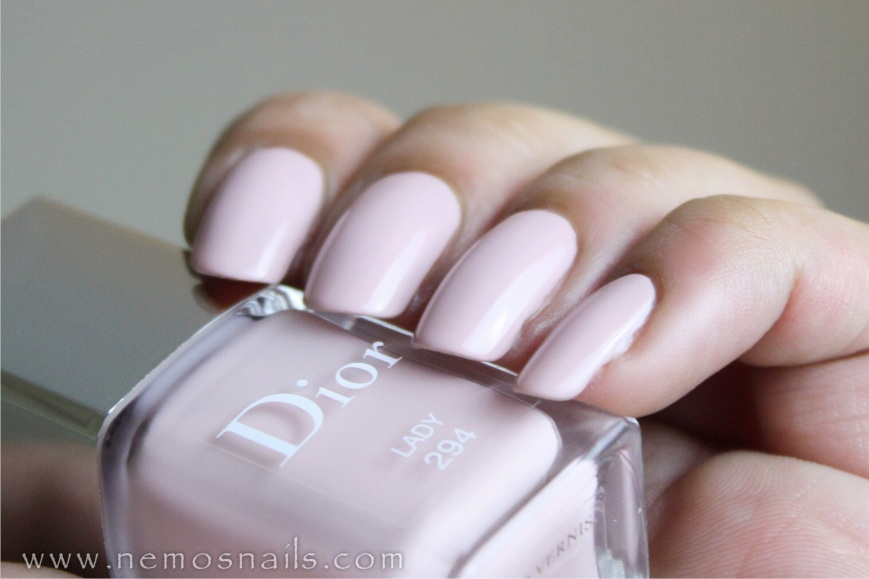 Dior 'Lady' Swatch